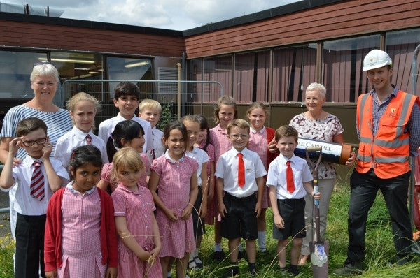 School's Favourite Lunch Recipe Buried In Time Capsule
