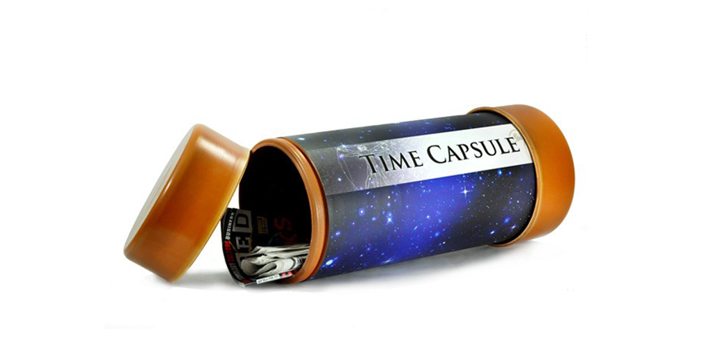 Commemoration Time Capsule 25 litre Time Capsules UK £287