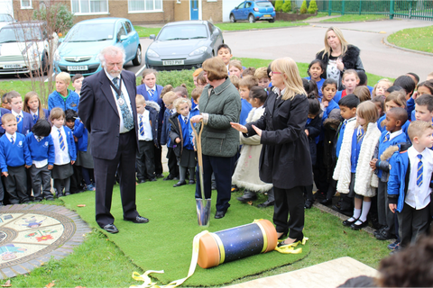 Hadrian Academy's Commemoration Time Capsule UK