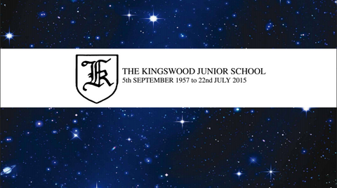 The Kingswood Junior School bespoke wrap Time Capsules UK