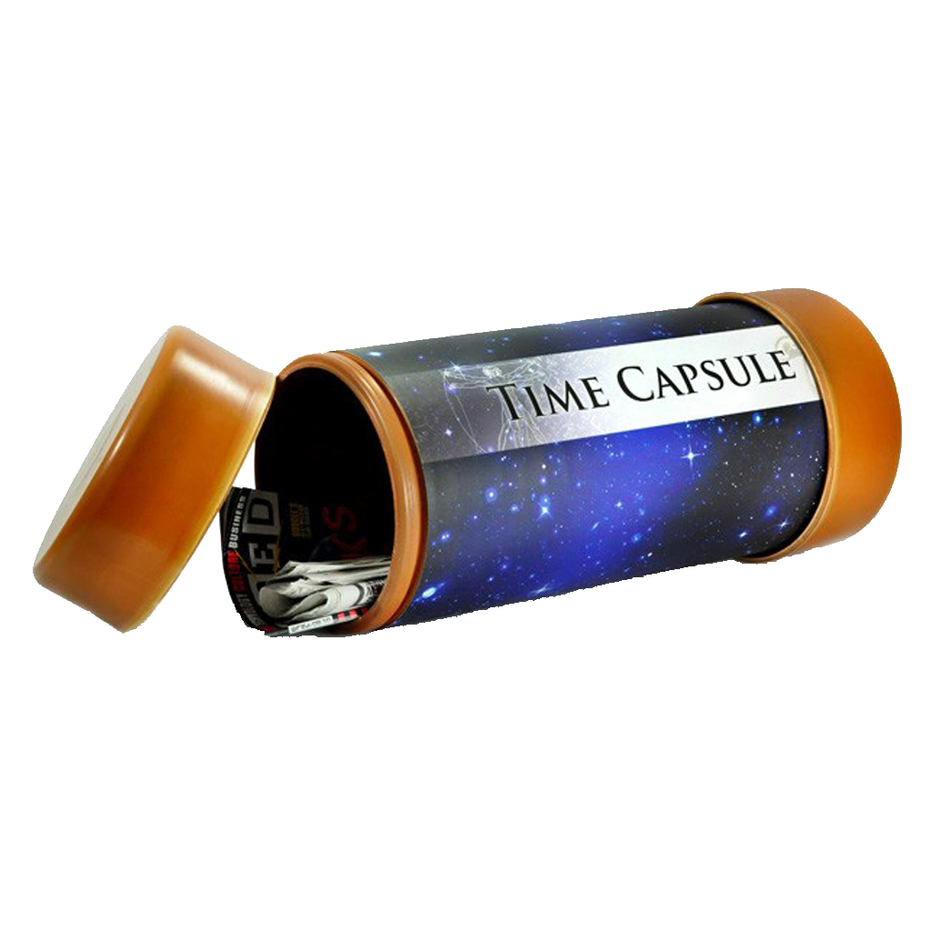 Time Capsules UK (25 litre) Bespoke Commemoration Time Capsule for sale £380