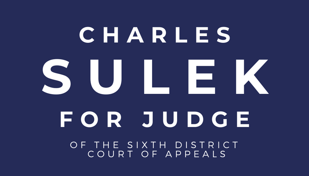 Sulek for Judge