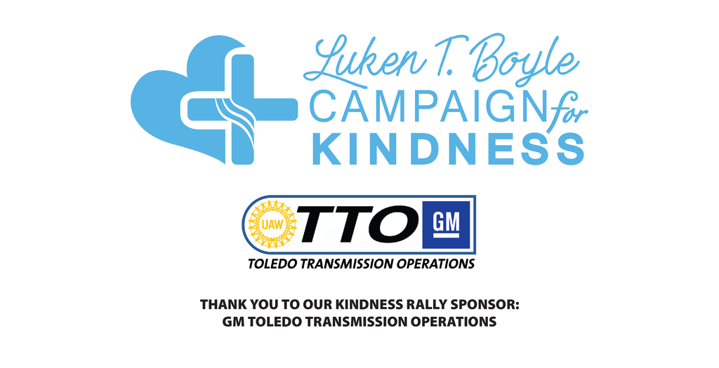 Luken T. Boyle Campaign for Kindness