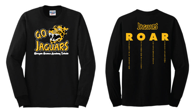 Jaguars ROAR Long Sleeve T-Shirt