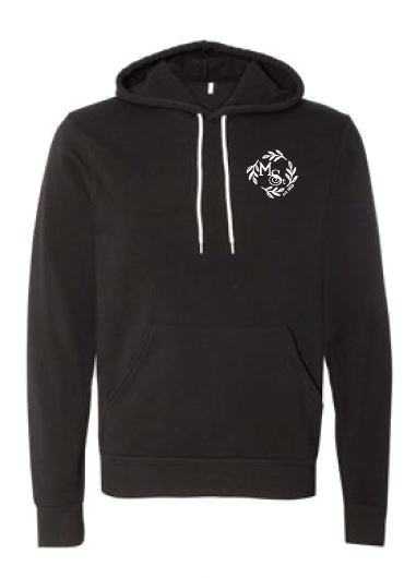 Main Street Salon & Spa Hoodie - Black