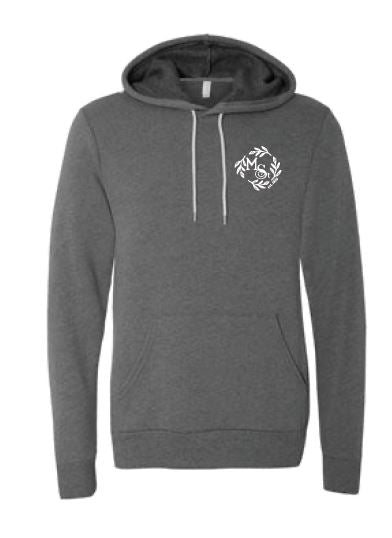 Main Street Salon & Spa Hoodie - Deep Heather