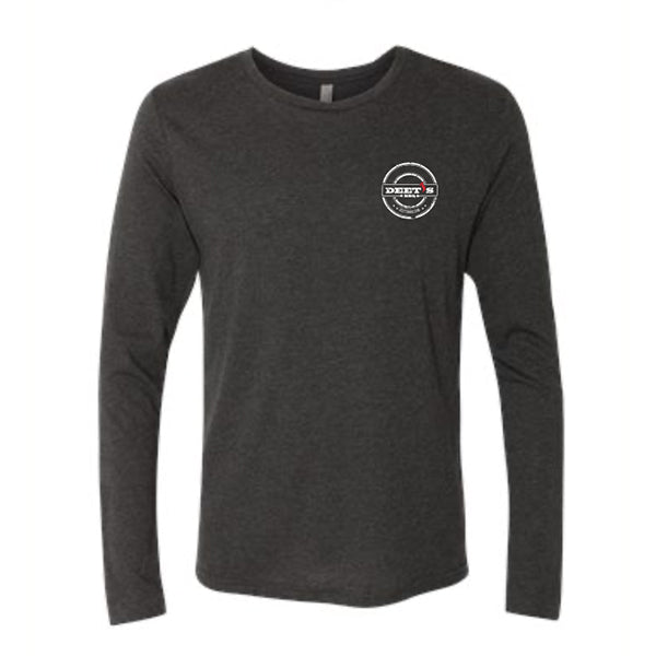 Deet's BBQ - Next Level Long-Sleeve Shirt (6071)
