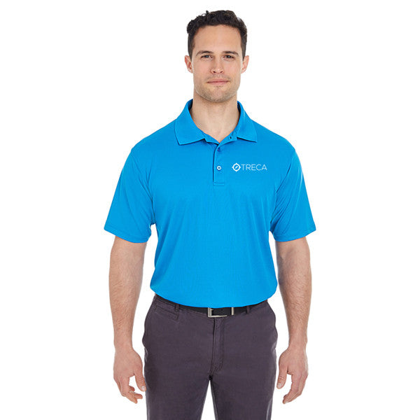 TRECA Men's Cool and Dry Polo