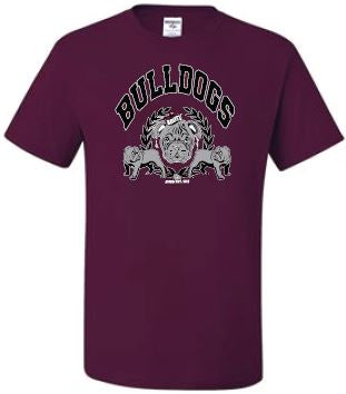MD - Unisex Scott Bulldogs T-shirt
