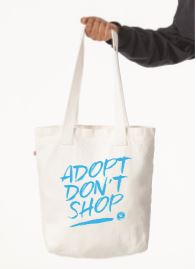 Animal Rescue Talk Tote Bag
