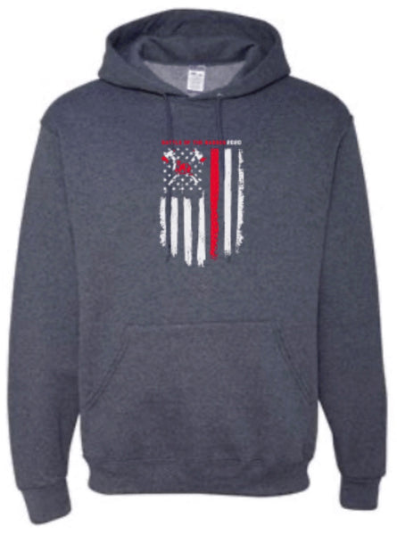 BoB - TFD Battle of the Badges 2020 Hoodie