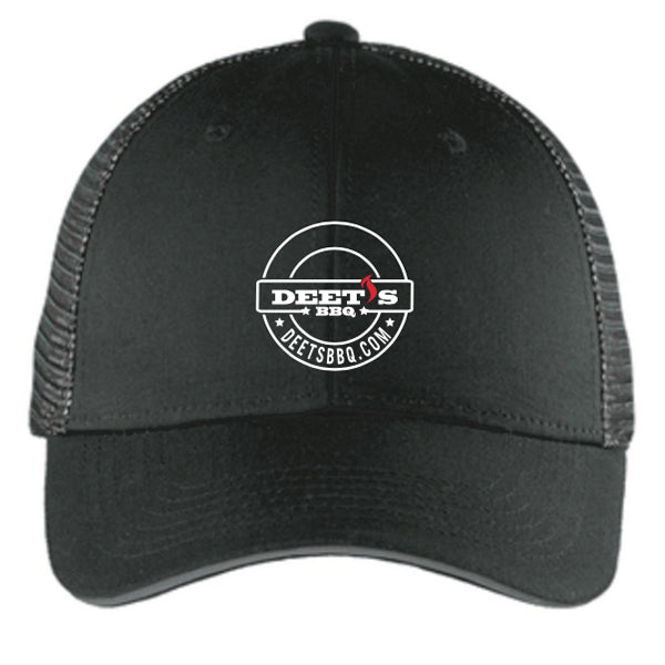 Deet's BBQ - Port Authority® Snapback Trucker Cap (C818)