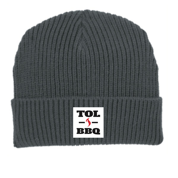 Deet's BBQ - Port Authority® Beanie (C908)