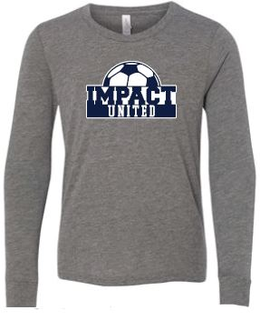 IMPACT United - Youth Unisex Long Sleeve