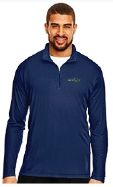All In - Men's 1/4 Zip