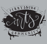 Perrysburg Arts Community Shirts - Youth Grey
