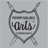 Perrysburg Arts Community Shirts - Adult White