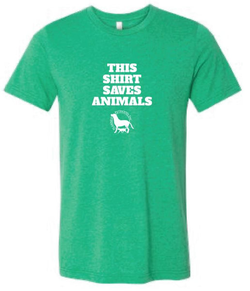 PP - Planned Pethood Adult T-shirt - Green