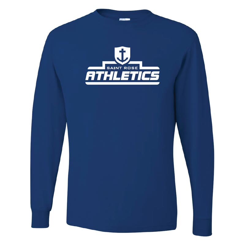 Saint Rose Athletics Adult Long Sleeve Shirt - STRATH1