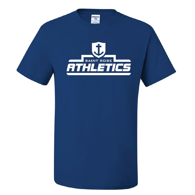 Saint Rose Athletics Adult T-Shirt - STRATH1