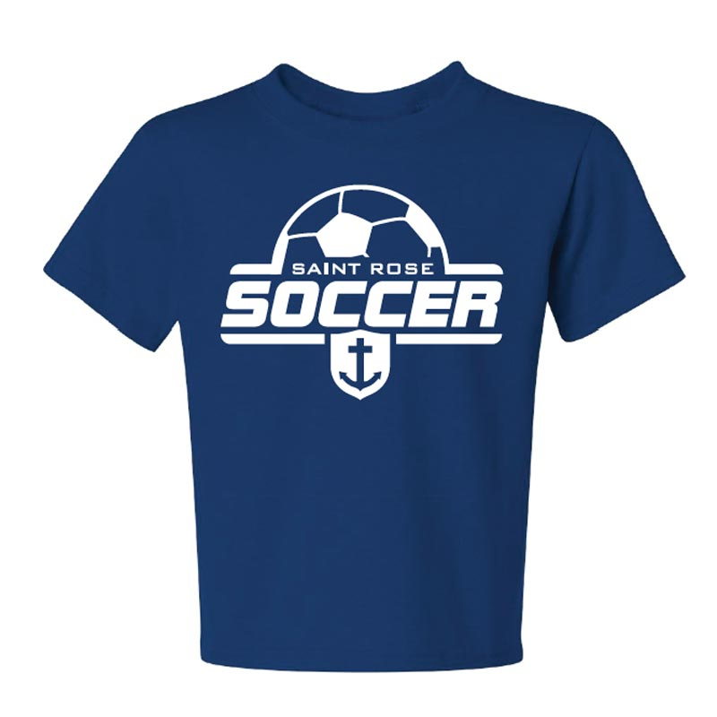 Saint Rose Soccer Youth T-Shirt - STRATH1