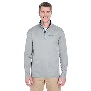 TRECA Unisex Athletic Lightweight 1/4 Zip