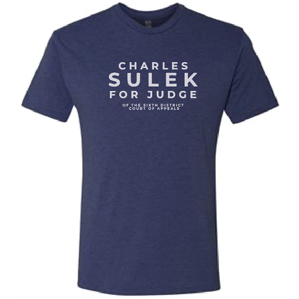 Sulek for Judge - Adult Short-Sleeve T-Shirt (6010)