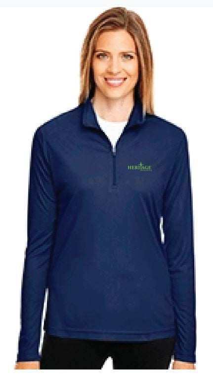 All In - Women's 1/4 Zip