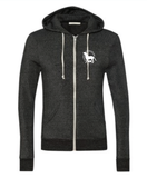 PP - Planned Pethood Adult Zip-Up Hoodie - Eco Black
