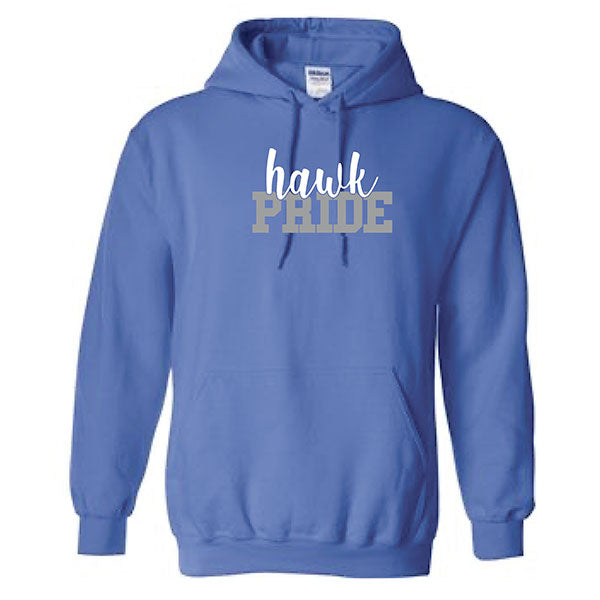 Adult Hawk Pride Royal Sweatshirt
