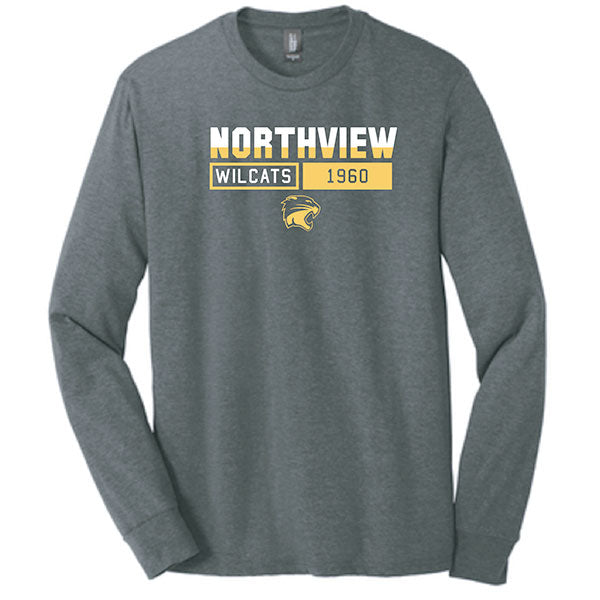 Northview Athletics Triblend LS T-Shirt