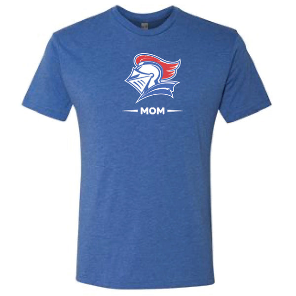 SFS Moms Club Vintage Royal T-Shirt