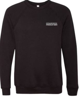 CedarCreek Production Sweatshirt