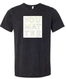 You Matter October Adult Tee