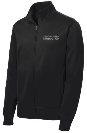 CedarCreek Production Track Jacket