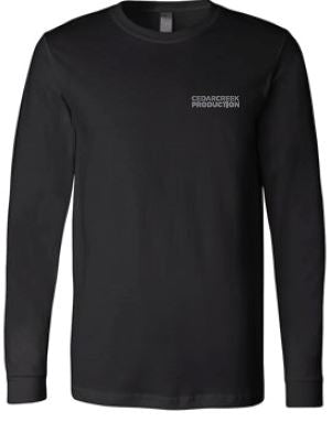 CedarCreek Production Long Sleeve Shirt