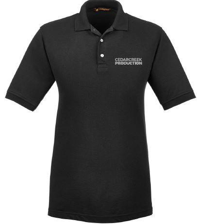 CedarCreek Production Polo