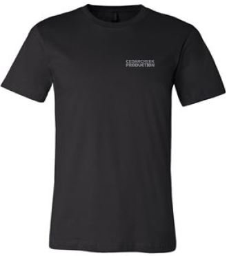 CedarCreek Production Shirt