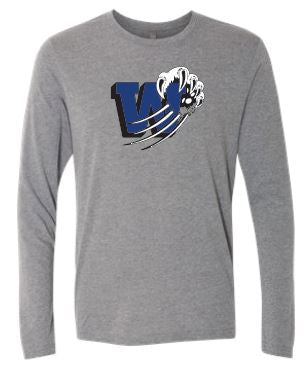 WES - Claw Adult Long Sleeve