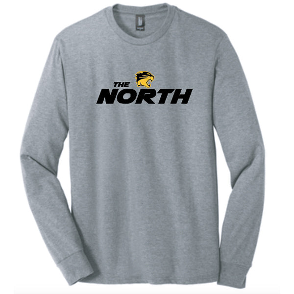 The North Long Sleeve Triblend T-Shirt