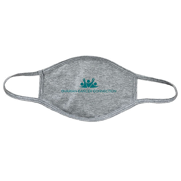 Ovarian Cancer Connection - Adult/Large Cloth Face Mask