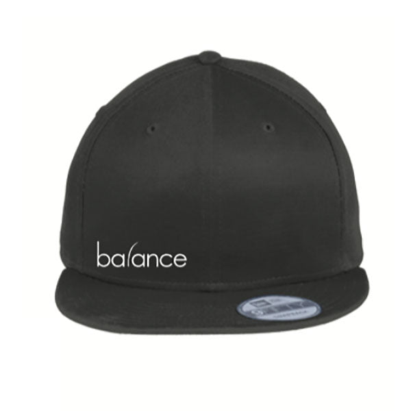 Balance - New Era® Flat Bill Snapback Hat