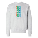 CedarCreek Kids - Adult Unisex Grey Crewneck