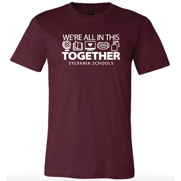 Sylvania Schools - We're All In This Together Tee