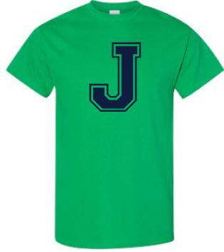 Johnstone - Adult Unisex Letter T-shirt