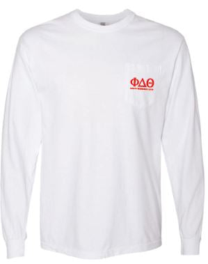 U of I Phi Delta Theta Dad's Weekend Long Sleeve
