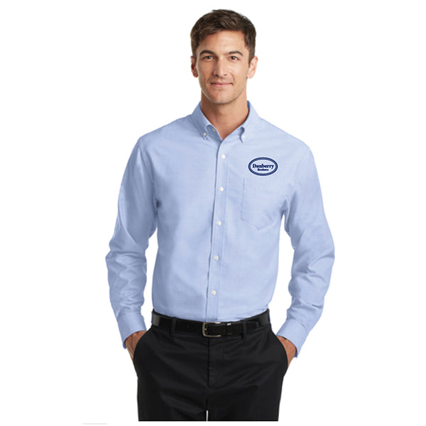 Port Authority® Tall SuperPro™ Oxford Shirt (Danberry Realtors) - TS658