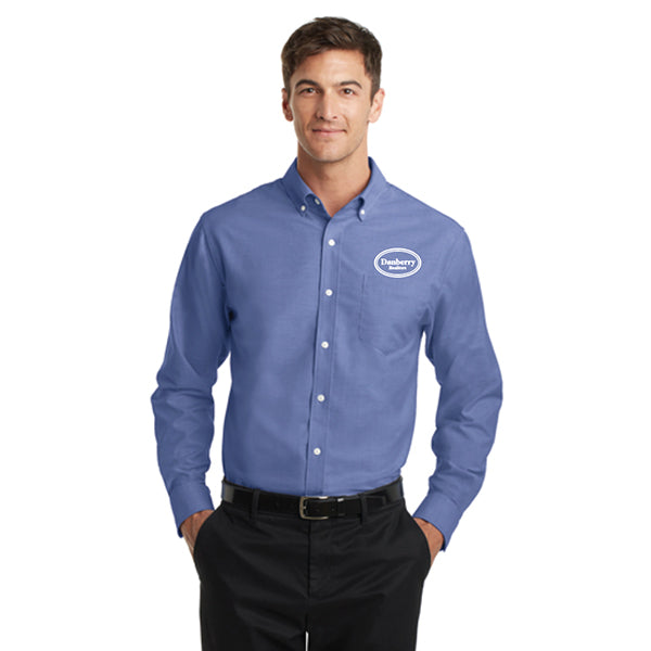 Port Authority® SuperPro™ Oxford Shirt (Danberry Realtors) - S658
