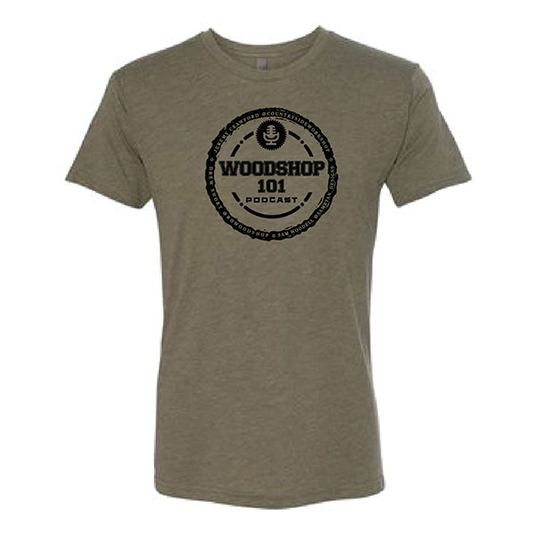 WS101 - Adult Unisex Military Green