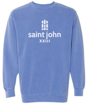SJXXIII Seasonal Item - Adult Unisex Blue Crew